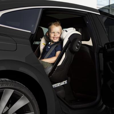 Axkid's Safest Car Seat Yet